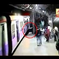 【事故死】走って電車追いかけてたらいつの間にか端まで来てホームなくなってた!→落下して死亡