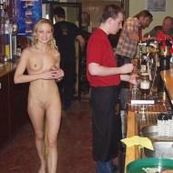【全裸注意】ドイツの可愛い子限定のヌード・バーに行ったら天国だったwww※画像あり