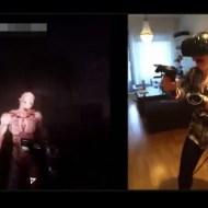 【VRホラー】VR(バーチャルリアリティ)でゾンビゲーしたらめっちゃ怖くて漏らしそうになった ※動画