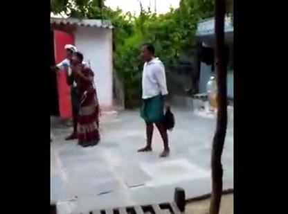 【閲覧注意】外で女の首持って振り回してるキチガイいたらどうする? ※グロ動画
