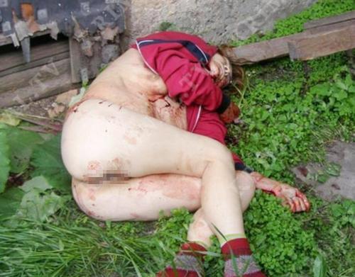 【グロ 女】レ●プされて裸で死んでる女の子達の画像集はこちら ※17枚