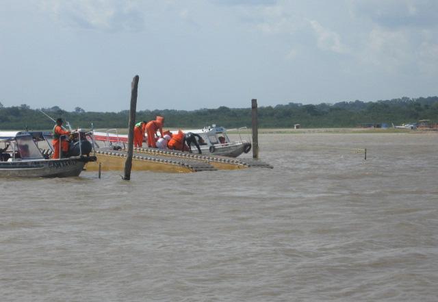 【グロ画像】怪我した状態でピラニアわんさかいるアマゾン川で泳いだ人の末路・・・ ※閲覧注意