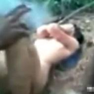 【本物 レイプ】外国人観光客・・・?インドで大問題になってる女の子の集団暴行の記録がガチっぽい ※無修正