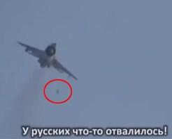 【衝撃映像】戦闘機撃ち落とそうと地上からチクチク対空砲撃ってたら位置バレて爆弾投下されたオワタwwwな瞬間
