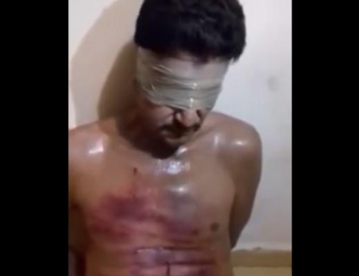 【本物 拷問】拷問したら改心すると思って泥棒にひたすら拷問してあげたw