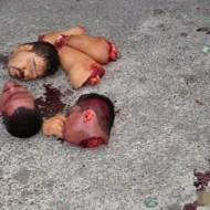 【マフィア グロ】体のパーツ33個 バラバラ死体 メキシコカルテル ※グロ画像