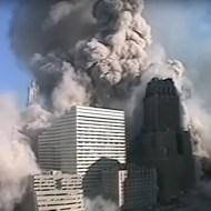 【衝撃映像】2749人が死亡したアメリカ同時多発テロでビル倒壊するまでの個人記録・・・