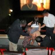 【日本人レイプ】犯され願望の強い美女が集まるレイプし放題のポルノ映画館に行って来たw