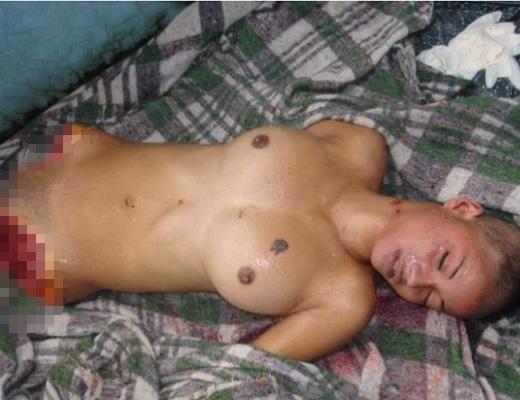 【エログロ】俺氏、変態極まり過ぎて裸の女子死体をいっぱい集めてみたから貼ってく!※無修正動画