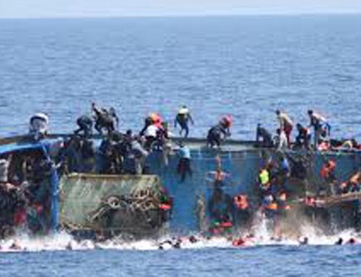 【難民事故】アフリカ難民が地中海で大量水死しているのが納得できる沿岸警備隊の映像がコレ