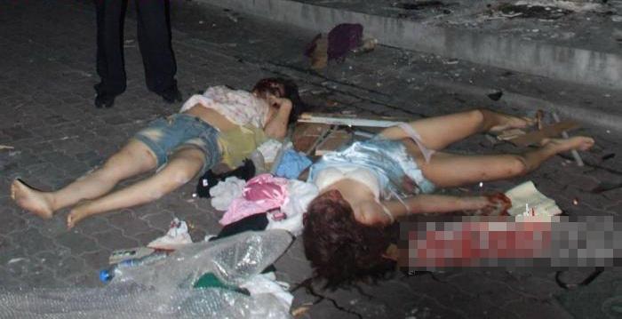 【女 暴行死】ウイグルに大量移民するアルw → ウイグル自治区民がブチキレた結果・・・ グロ画像