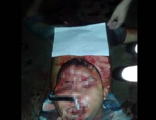 【本物拷問】刃物使わずに力づくで斬首!?刑務所で起こった残酷殺人の首をもぐ一部始終が怖すぎてちびりそう・・・※グロ動画