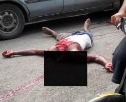 【グロ画像】事故したらこうなる・・・事故でグロ死体になった人たち画像まとめ【画像13枚】