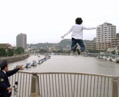 【自殺映像】ラジオタワーからI can flyしちゃった男の映像
