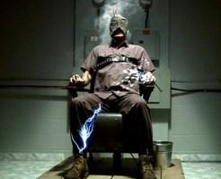 【グロ映像】電気椅子で亡くなってすぐの死刑囚動画まとめ※閲覧注意