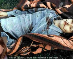 【グロレイプ】快楽殺人犯に狙われた女性の末路・・・※超閲覧注意 【画像12枚】