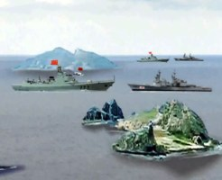 【中国爆発】中国の尖閣諸島奪取(占領)のシュミレーションが低脳すぎるw