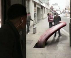 【どっきり】リアル映像とSFを駆使したドッキリが凄すぎるwww!!!