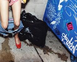 【衝撃映像】喧嘩に負けた女の子がボコボコにされておしっこ漏らしながら逃げる