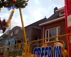 【ハプニング】遊園地のアトラクションで恐ろしい事故の映像が記録される