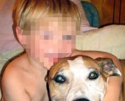 【超!閲覧注意】仲良しだった犬に食べられた少年...