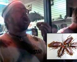 【閲覧注意】虫大食いコンテスト優勝者が死亡・・・胃袋にはゴキブリなど計160匹・・・