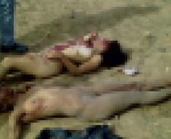 【レイプ殺人】行方不明の女性2人が発見された・・・※死体画像10枚!!!