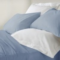 Royal London Hotel Collection Solid-Color Microfiber Sheet Set $29.99 Shipped