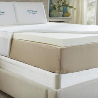Nature's Sleep Memory Foam Mattress Toppers from $89.99