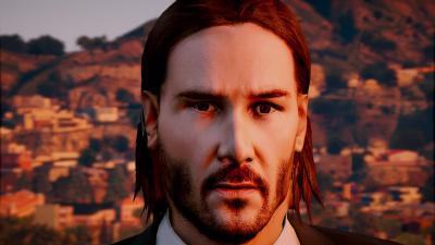 John Wick - GTA5-Mods.com