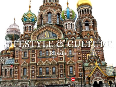 Russian Culture by Glory Meyer