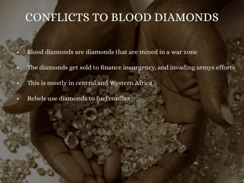 Medium Of What Are Blood Diamonds