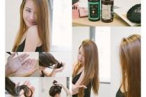 [頭髮] 日本開架品牌HUKUMI洗潤髮系列,洗完讓我的頭皮超級輕盈!