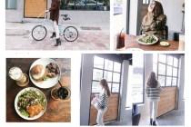 [穿搭]發現台南好去處BREAD MEAT & SWEET,穿上AROMA度過好假期!