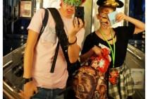 [旅遊]香港迪士尼樂園的10月迪士尼黑色世界,好瘋狂阿(下)!!