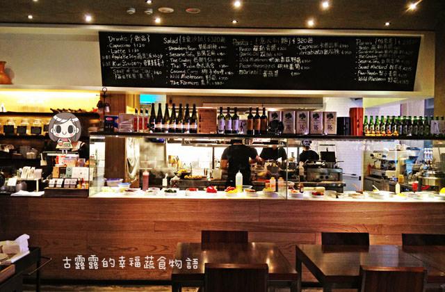 【台北】mia cucina 我的廚房.義式蔬食餐廳(2016/10補照