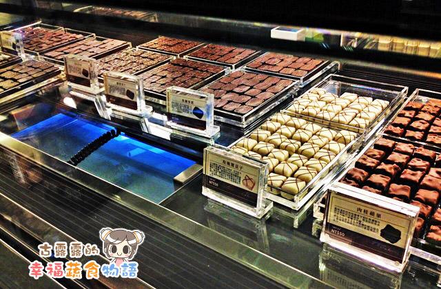 【桃園】甜滋滋樂園!巧克力共和國.ROC Cafe 創意甜點烘焙坊(葷素