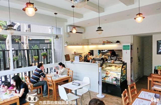 【台北】鄉村風餐廳咖啡館.北投「田園蔬集」(2014.07補照