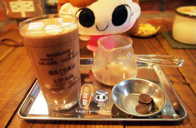 【台北】來做巧克力實驗「 Joco latte」咖啡館(葷素