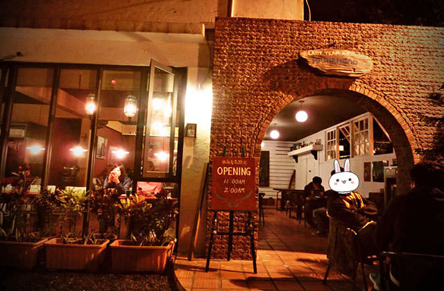 【新北】去年在馬倫巴 CAFÉ.隱藏版貝果?淡水老街(葷素