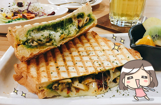 【新北】法諾米珈琲蔬食廚房.原 喬得咖啡蔬房|新莊