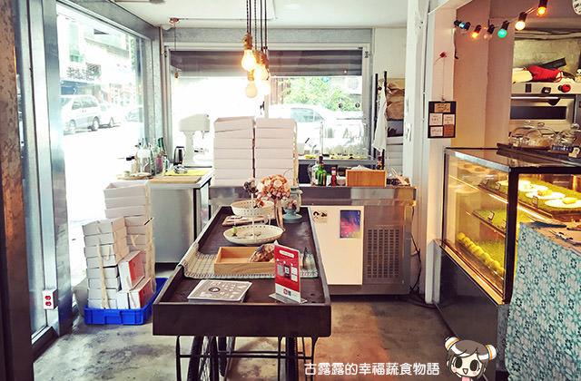 [台北] 我思.私宅甜點 WAS cake house|天母 不限時 有wifi