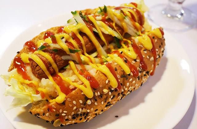 [高雄] 耶蔬,純素Vegan美式料理 早午餐輕食|近捷運市議會站