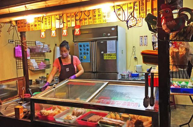 [台東] 香雅鹹素雞 滷味|台式小吃 消夜