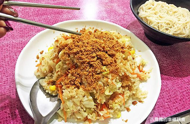[台北] 新莊 綠玟素食|花費少少的銅板 獲得飽飽的肚子