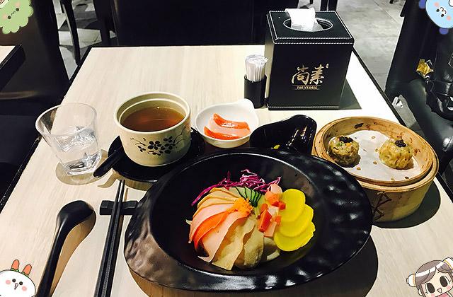 [香港] 尚素The Veggie|香港觀塘的粵菜素食 / 另有天然齋菜單