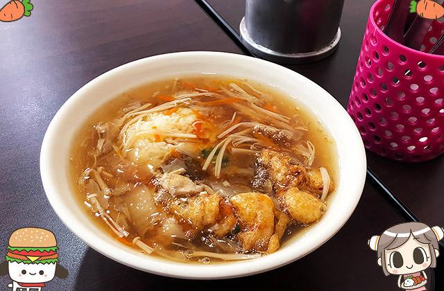 [新北] 結好緣素食|簡單美味 飯麵料理飽餐一頓