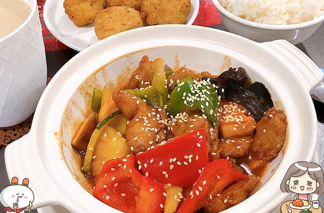 [新北] 天容寶養生素食|每一道都很想吃誒~早午晚餐美食放送!