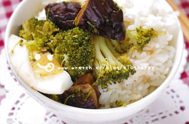 【烹飪實驗室】椰菜拌香菇