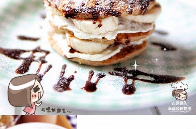 【烹飪實驗室】加了健康燕麥的誘人美食 ♥ 鬆餅、燕麥粥